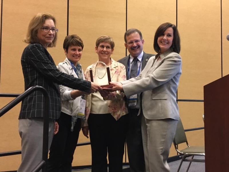 ATS-Conference-Lisa-Henske-Sue-Sherman-Steve-Roberds-and-Kari-Rosbeck-2016