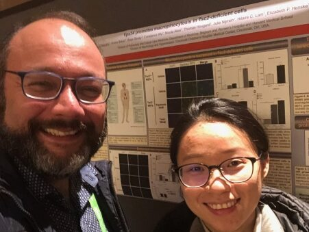 Harry-and-Jane at AACR 2018
