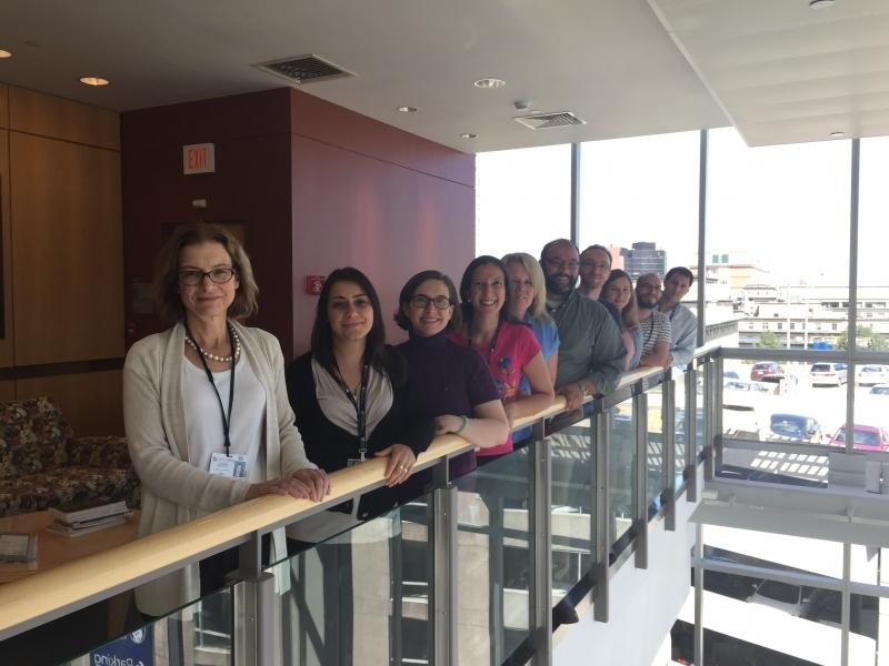 Henske-Lab-Members-June-2015-railing